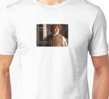 Jamie Loves to Watch Ye Knit Unisex T-Shirt