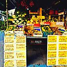We're buying fruit in Lecce.. by Rebecca Dru
