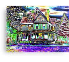 House of Vivid Dreams Metal Print