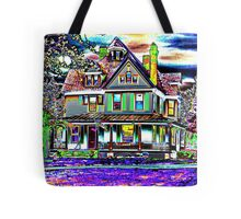House of Vivid Dreams Tote Bag