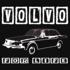 Volvo by d1bee