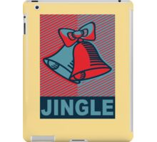 JINGLE-OBEY iPad Case/Skin