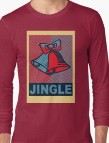 JINGLE-OBEY Long Sleeve T-Shirt