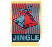 JINGLE-OBEY Poster