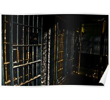 Moundsville Penitentiary Poster