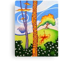 Changing Seasons Canvas Print