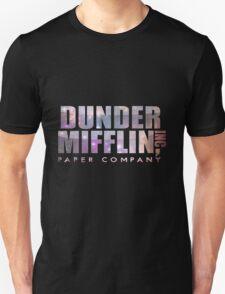 Dunder Mifflin (galaxy!!) T-Shirt