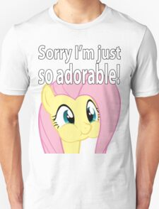 Sorry I'm so adorable T-Shirt