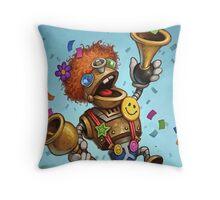 Annoy-o-tron Throw Pillow