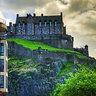 Edinburgh Castle Hospital by Tom Gomez