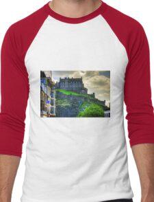 Edinburgh Castle Hospital Men's Baseball ¾ T-Shirt