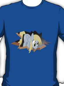 Derpy Hooves breaking out T-Shirt