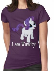 Wawity! Womens Fitted T-Shirt
