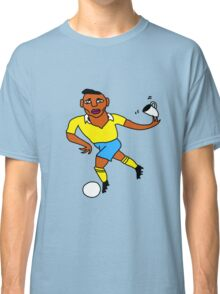Is it the ball... or the saucer for the cup? Classic T-Shirt