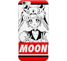 Sailor moon obey iPhone Case/Skin