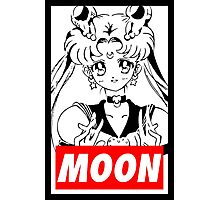 Sailor moon obey Photographic Print