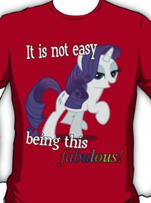 Rarity is fabulous T-Shirt