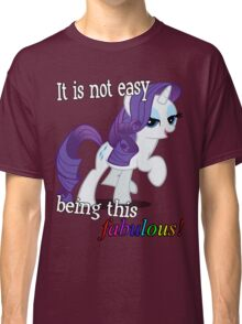 Rarity is fabulous Classic T-Shirt