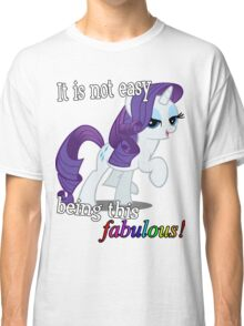 Rarity is fabulous Classic T-Shirt