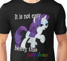 Rarity is fabulous Unisex T-Shirt