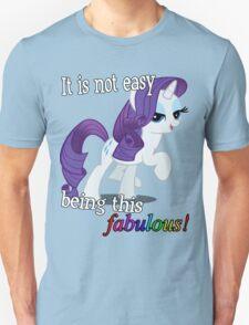 Rarity is fabulous Unisex T-Shirt
