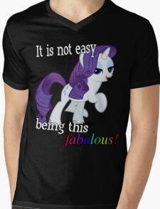 Rarity is fabulous Mens V-Neck T-Shirt