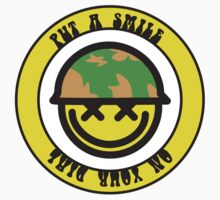 Put a smile on your dial by monkeyrags