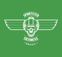 Sportster Sickness - Brasil by Jay Williams