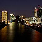 Perth By Night by Helen Vercoe