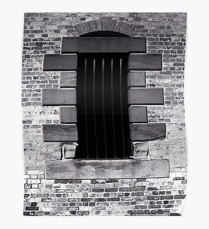"""Institutionalised"" ∞ Port Arthur, Tasmania - Australia Poster"