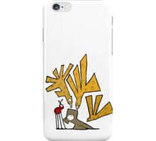 Bird Attack! iPhone Case/Skin