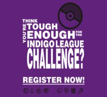 Indigo League Challenge T-Shirt