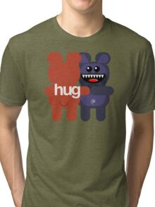 BEARD BEAR HUG 2 Tri-blend T-Shirt
