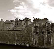 The Tower of London by ameeks22