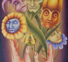 Flowers by Vsevolod