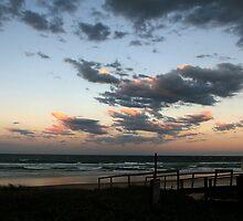 Gold Coast Beach by Marius Brecher