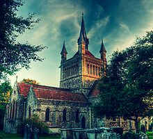 St Mildred's Church, Whippingham by Zamzara