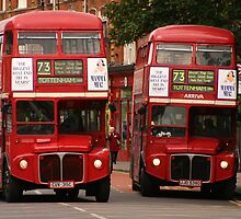N16 Routemasters by justinp71