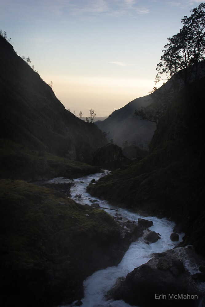 Rinjani Valley - Lombok - Indonesia by Erin McMahon