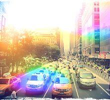 Hustle & Bustle of NYC by PhilM031