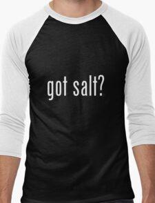 got salt dark Men's Baseball ¾ T-Shirt