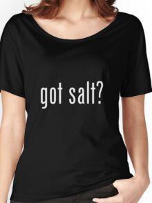 got salt dark Women's Relaxed Fit T-Shirt