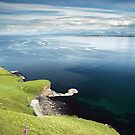 Isle of Skye seascape by Grant Glendinning