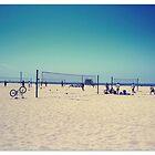 Sandy Beach by PhilM031