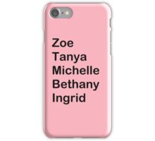 Beauty Guru's phone case iPhone Case/Skin