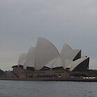 Sydney Opera House - Thundering Skies by PaperRosePhoto