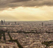 Dream of Paris Sticker