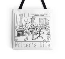 Writer's Life Rejection Tote Bag