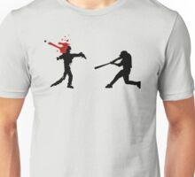 Baseball Versus Zombie Unisex T-Shirt