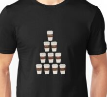Castle coffee Unisex T-Shirt